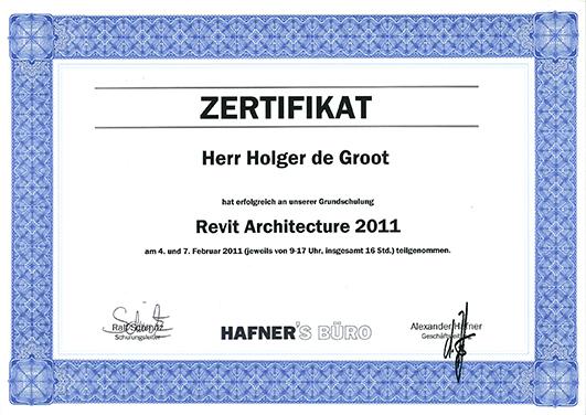 Grundschulung Revit Architecture 2011
